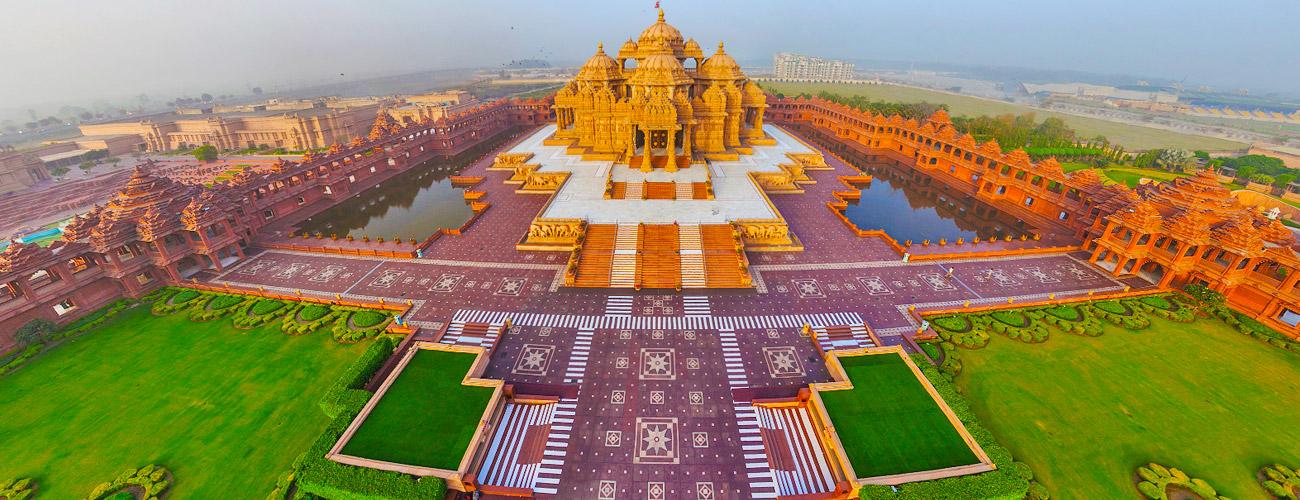 جاذبه هاي ديدني دهلي پايتخت هندوستان