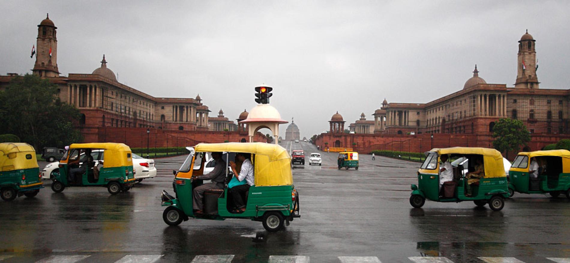 جاذبه های دیدنی دهلی پایتخت هندوستان
