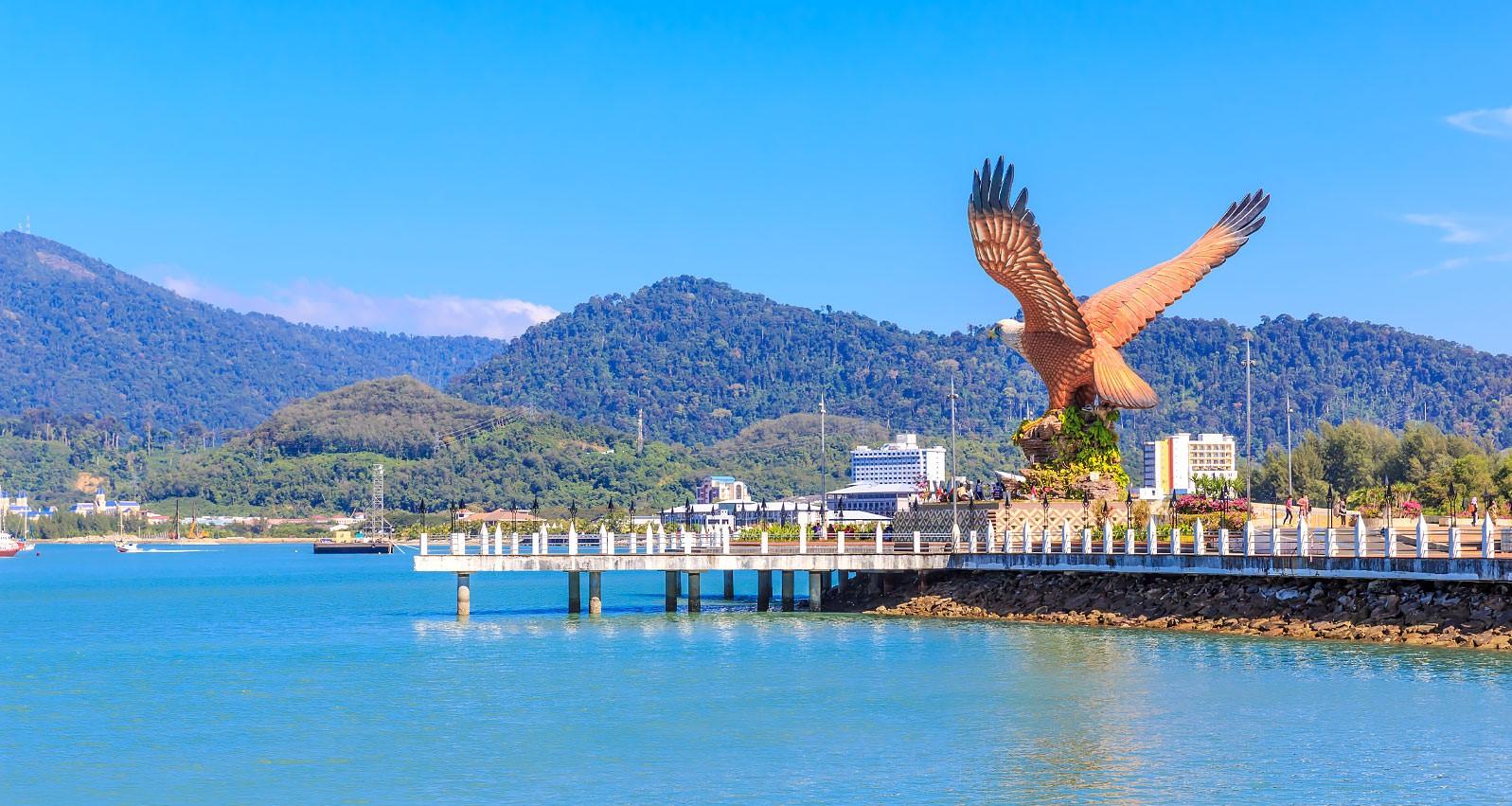 برترین تفریحات جزیره لنکاوی