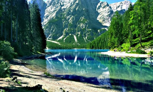 طبیعت بکر اروپا