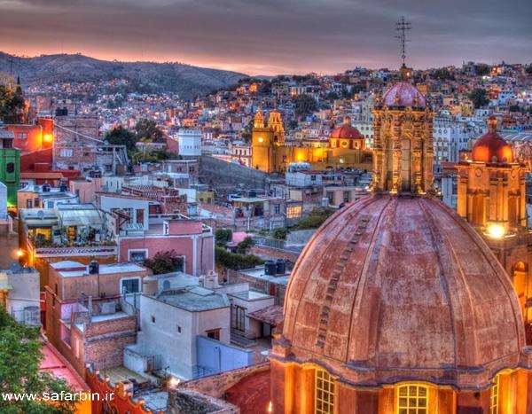 سفر به رنگارنگ ترین شهر دنیا