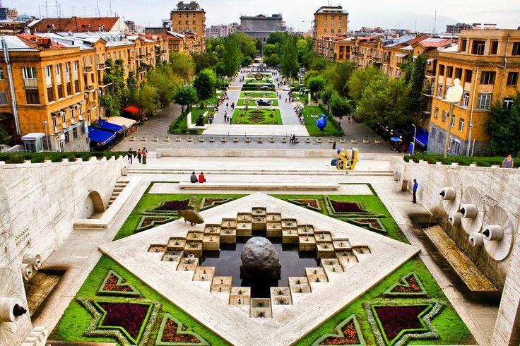 سفر به سرزمین کهن ارمنستان