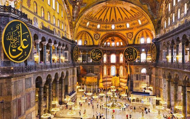 برترین مکان های دیدنی استانبول