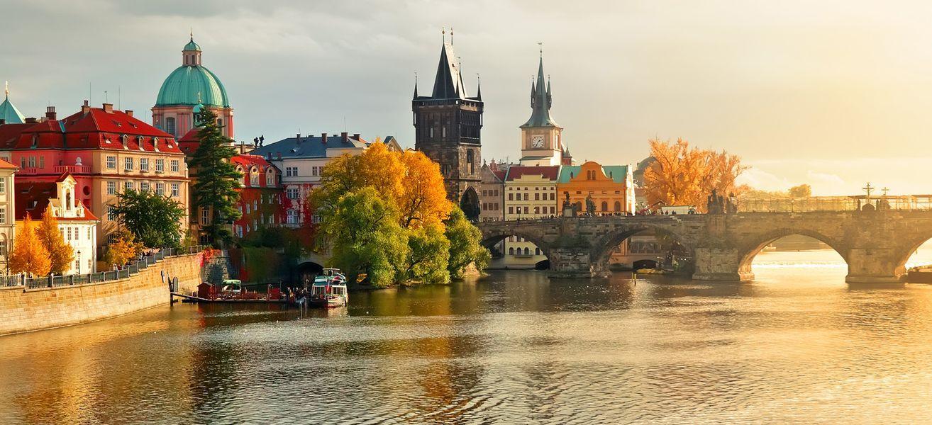 پراگ زيباترين شهر اروپا