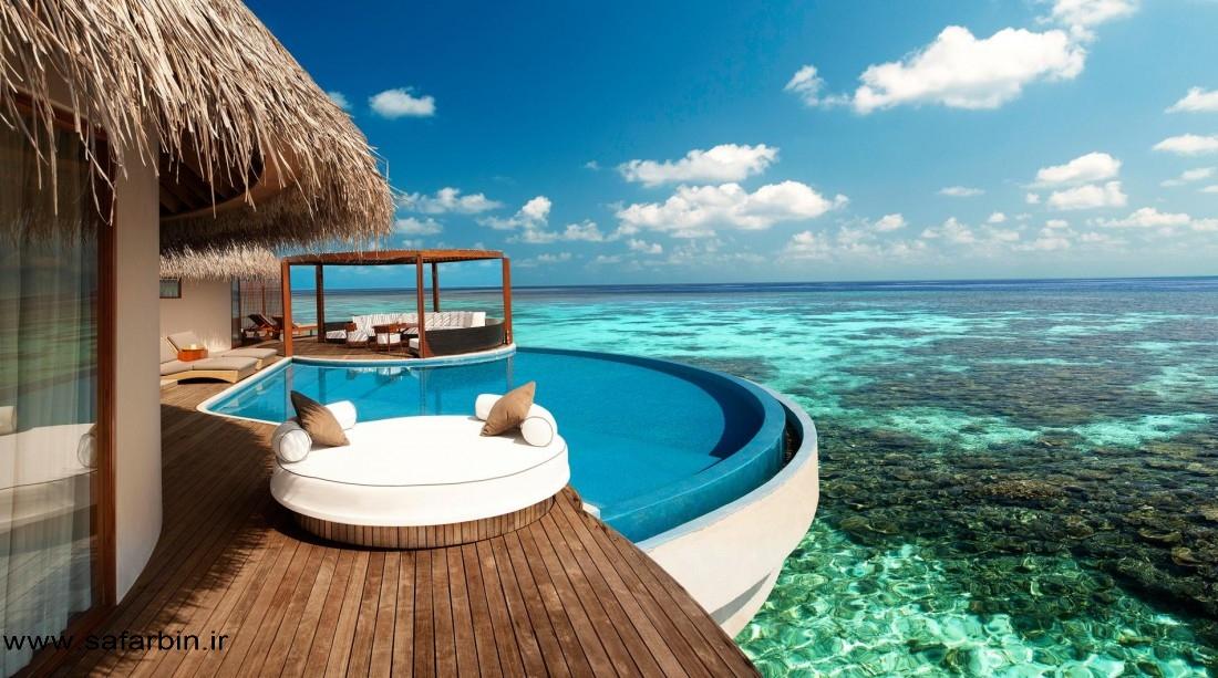 مالدیو جزیره ای در اقیانوس هند