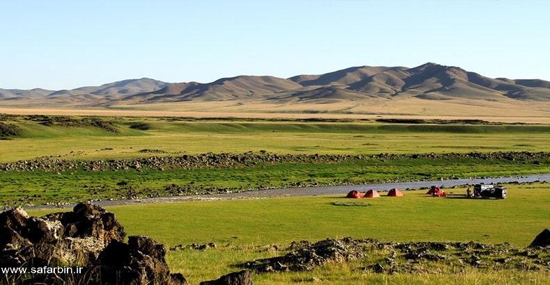 شهر قدیمی و افسانهای قراقروم مغولستان