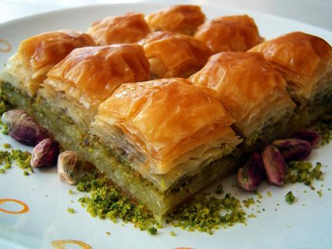 تاریخ شیرینی پزی در ایران