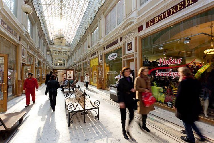 در شهر سنت پترزبورگ از کجا خرید کنیم؟